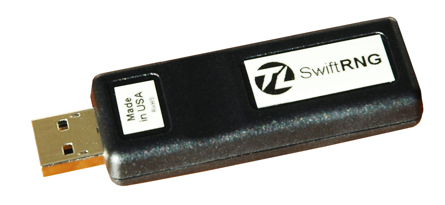 A SwiftRNG device